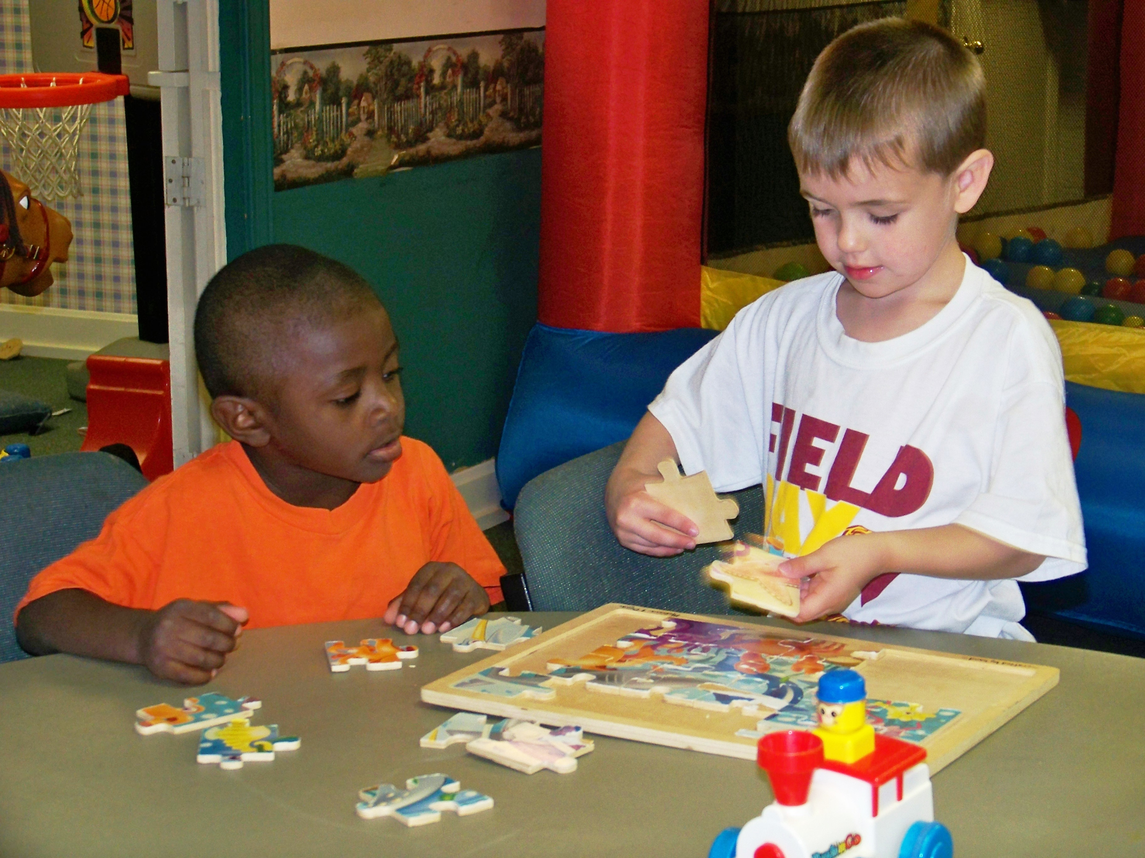 Family Support Services - Early Intervention Picture